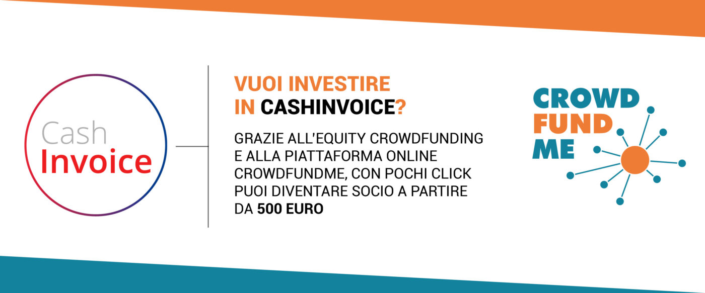 Campagna Equity Crowdfunding CashInvoice