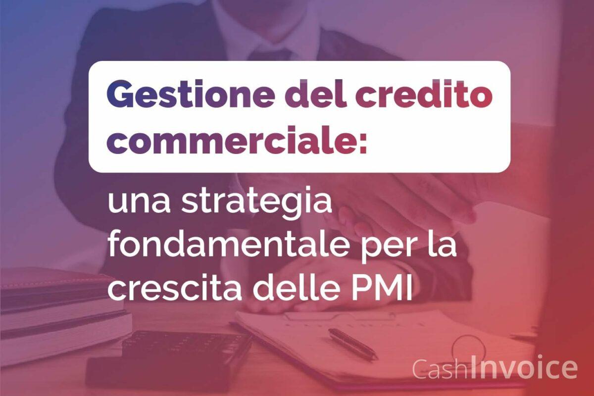 gestione del credito commerciale