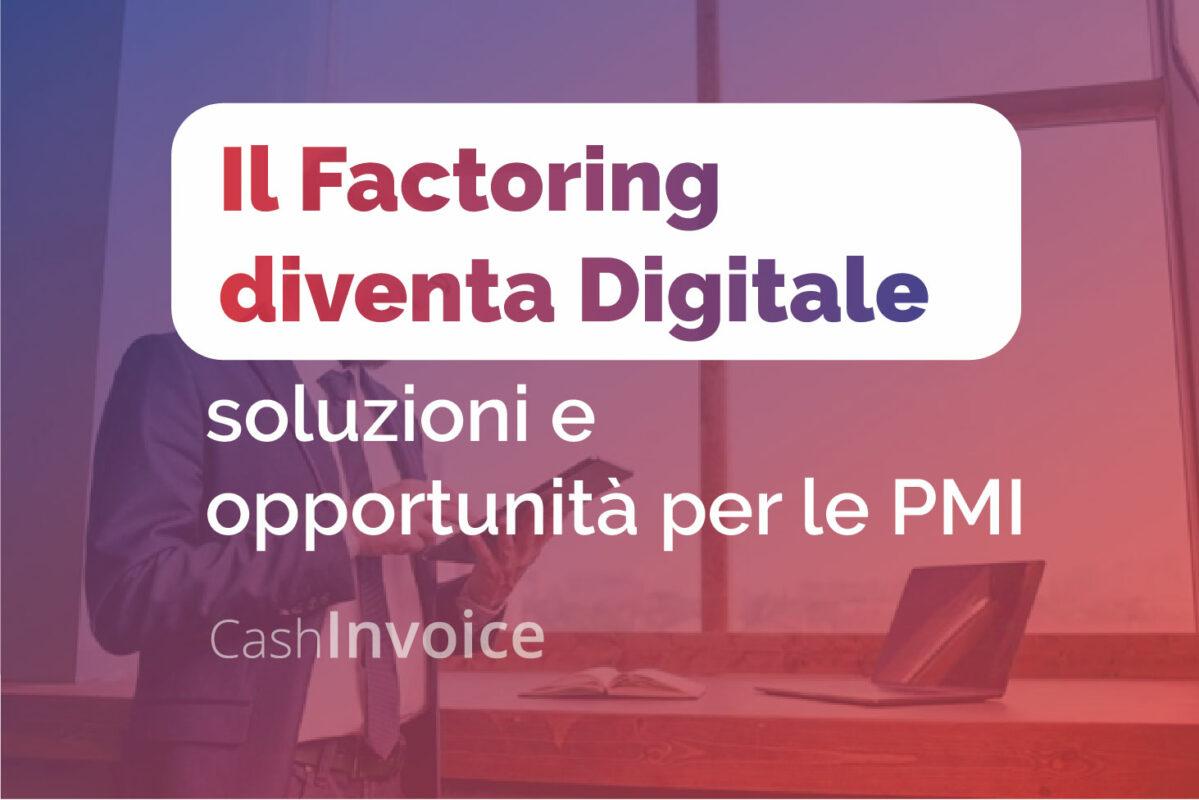 factoring digitale